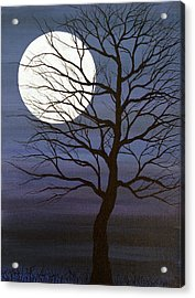 I've Touched The Moon Acrylic Print