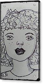 Ivy II Acrylic Print by Aimee Fields