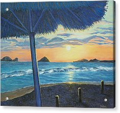 Ixtapa Acrylic Print