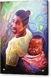 Iyaniwura  Acrylic Print