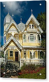 J. P. Donnelly House Acrylic Print