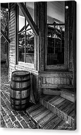 J. R. Terry Dry Goods 1879 Acrylic Print by Marvin Spates