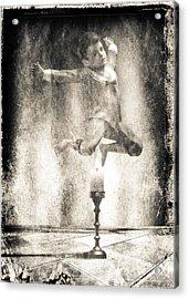 Jack Be Quick Acrylic Print by Bob Orsillo