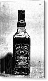 Jack Black Acrylic Print