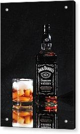 Jack Daniels Old No 7 Acrylic Print