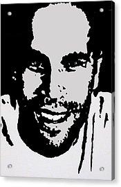Jack Johnson In My Living Room Acrylic Print