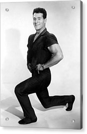 Jack Lalanne, 1960s Acrylic Print by Everett