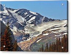 Jackson Glacier - Glacier National Park Mt Acrylic Print