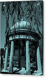 Acrylic Print featuring the photograph Jackson Tomb by James L Bartlett