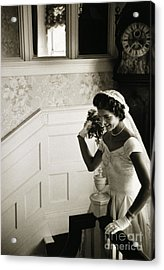 Jacqueline Kennedy Acrylic Print by Granger