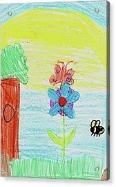 Jadei L Acrylic Print by Jadei L