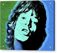 Jagger #77 Nixo Acrylic Print