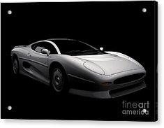 Jaguar Xj220 Acrylic Print