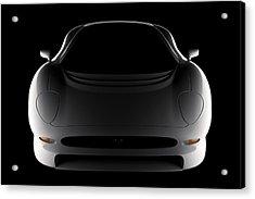 Jaguar Xj220 - Front View Acrylic Print
