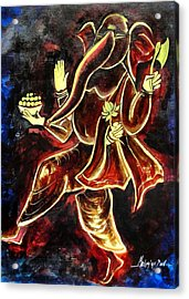 Jai G Acrylic Print