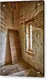 Jail House Wall Acrylic Print