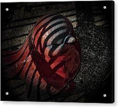 Jailbird Acrylic Print