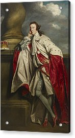James 7th Earl Of Lauderdale Acrylic Print