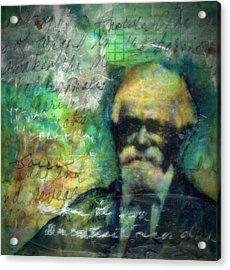 James Henry-study Acrylic Print