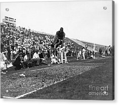 James Jesse Owens Acrylic Print by Granger