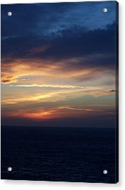 January 29 II Acrylic Print by Matt Swann