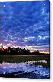 January Morning Acrylic Print by Phill Doherty