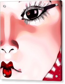 Japan 2011 Acrylic Print