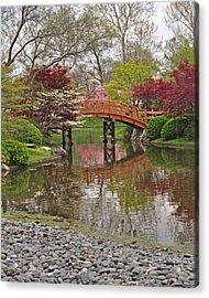 Japanese Garden 5 Acrylic Print
