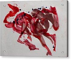Japanese Horse Acrylic Print