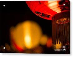Japanese Lanterns 2 Acrylic Print