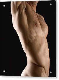 Javier Torso 1 Acrylic Print