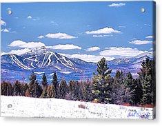 Jay Peak Acrylic Print