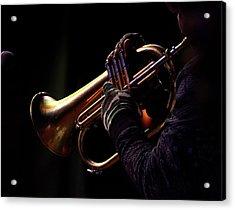 Jazz 16 Acrylic Print