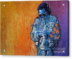 Jazz Miles Davis 2 Acrylic Print
