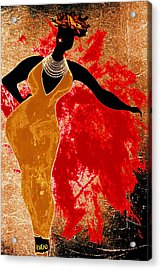 Jazz Reach For It Acrylic Print