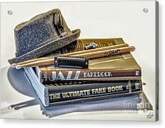 Acrylic Print featuring the photograph Jazz by Walt Foegelle