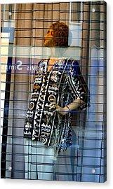 Jeanne Acrylic Print by Jez C Self