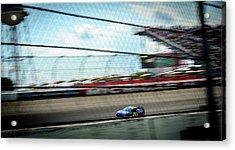 Jeff Gordon's Last Race At Mis Acrylic Print