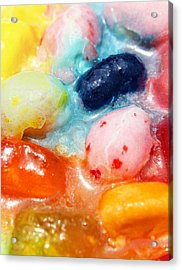 Jelly Bean Soup Acrylic Print