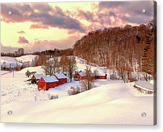 Jenne Farm After The Storm Acrylic Print