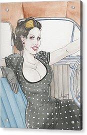 Jennifer Curlee Acrylic Print