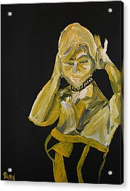 Jennifer Acrylic Print