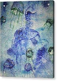 Jellyfish II Acrylic Print