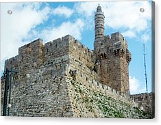 Jerusalem Old City 2 Acrylic Print