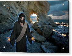 Jesus Christ- And Surely I Am With You Always Acrylic Print