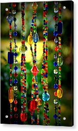 Jewels In The Sun Acrylic Print
