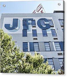 Jfg Looking Up Acrylic Print