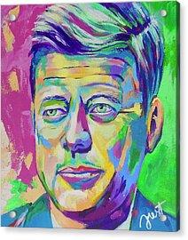 JFK Acrylic Print