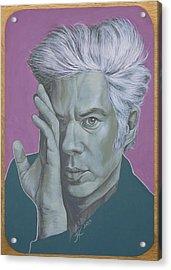 Jim Jarmusch Acrylic Print