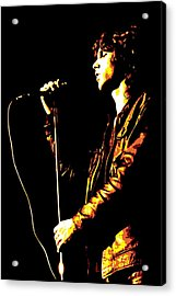 Jim Morrison Acrylic Print by DB Artist